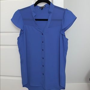 New gorgeous blouse with pretty details